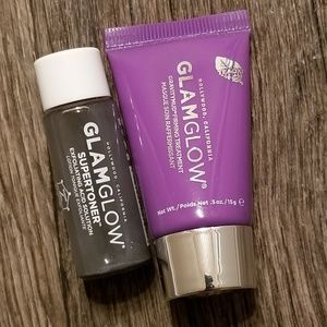 Glamglow travel/sample bundle